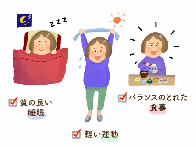 頸肩腕症候群のイメージ画像