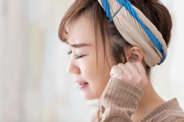 顎関節症のイメージ画像